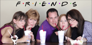 10 Online Marketing Lessons from our Friends on FRIENDS
