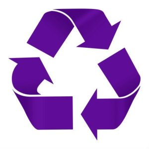Purple Recycle