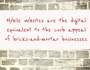 mobile website quote