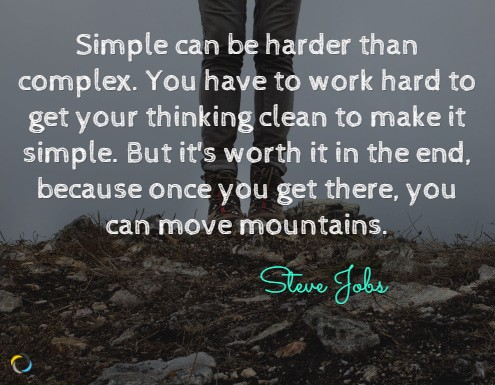 simple business plan quote