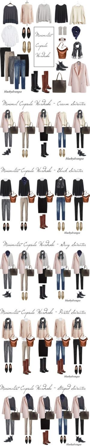 capsule wardrobe - Pinterest trends 2016