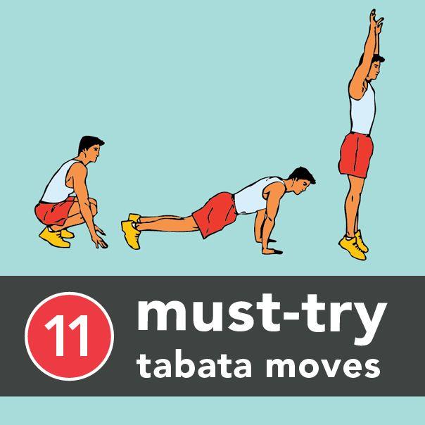 tabata - Pinterest trends 2016