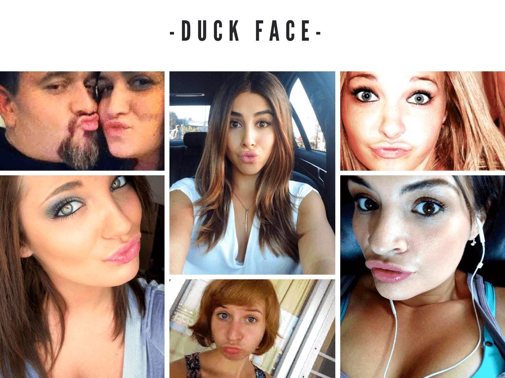 -Duck face- (4)