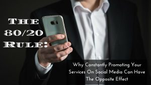 The 80/20 rule of social media marketing