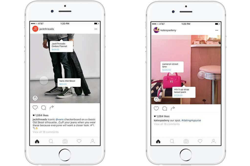 new Instagram tools shoppable posts