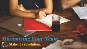Maximizing Your Team - Jemully Media