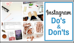 do's don'ts Instagram best practices